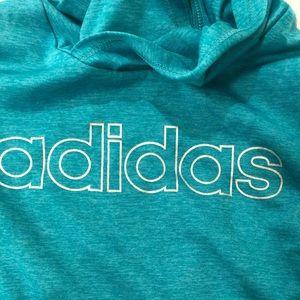 Adidas shirt size 6-6x